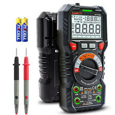 New Kaiweets Digital Multimeter Trms 6000 Counts Ohmmeter Voltmeter Auto Ranging