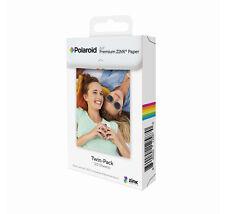 "Carta Polaroid Zink Paper 2x3"" 20 fogli (Snap Zip Z2300 Socialmatic) POLZ2X320"