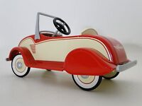 Pedal Car Dodge Chrysler Plymouth Vintage Metal Collector >READ FULL DESCRIPTION