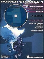 The Wolf Marshall Guitar Method by Wolf Marshall (Mixed media product, 1994)