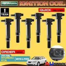 Ignition Coil Pack for Hyundai Santa CM MG Kia Magentis 2006-2009 V6 2.7L G6EA