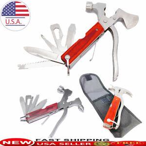Car Safety Hammer Window Glass Breaker Seat Belt Cutter Emergency Escape Tool US