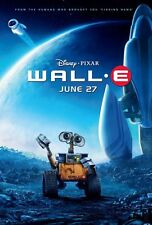 WALL-E MOVIE POSTER 2 Sided ORIGINAL FINAL 27x40 DISNEY