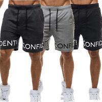 INCERUN Mens Casual Joggers Shorts Dance Sport Training Gym Short Pants Trousers