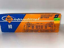 Roco HO 4141D BR 1118.01 Elektrische Schnellzug-Mehrzwecklokomotive