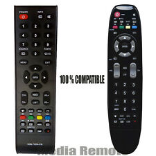 TV Remote Control for SABA L32F2A3EB RL67H-8 GCBLTV20A-C35 LED40TC2600E LHD32CX