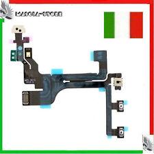 Flex flat IPHONE 5C Volume + ON/OFF Accensione + TASTI LATERALI TASTO POWER MUTE