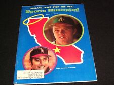SPORTS ILLUSTRATED<>MAY 3,1971<> DAVE DUNCAN AND JIM FREGOSI   °