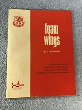 RCM Foam Wings by J. Alexander
