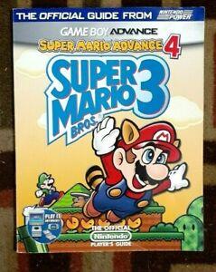 Super Mrio Advance 4: super Mario Bros. 3 Nintendo Power Strategy Game Guide