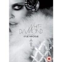 "KYLIE MINOGUE ""WHITE DIAMOND/HOMECOMING"" 2 DVD NEW!"