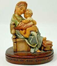 Vintage Sebastian Madonna Of The Chair , Raphael