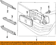 TOYOTA OEM 87-88 Cressida-Headlight-Head light Headlamp Assy Right 8111022521