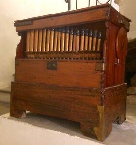Old Mechanical ORGAN, Organo di Barberia XIX sec.