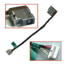 DC Power Jack Charging Port Harness Cable for HP 240 250 255 G4 G5 CBL00672-0100