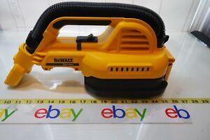 Dewalt 20-Volt MAX Cordless 1/2 Gal. Wet/Dry Portable Vacuum (Tool-Only)