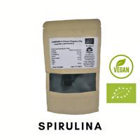 SPIRULINA Alga in Polvere Bio per Purificare Fit e Energia Plus Offerta Speciale