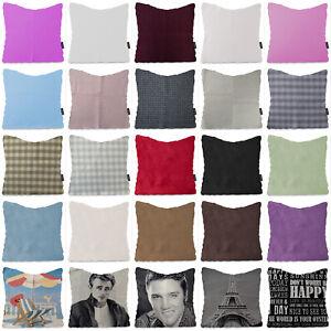 "Single Clearance Cushion Covers - 45cm x 45cm (18""x18"") - Free Postage - Range 2"