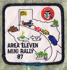 LMH Patch 1987 GOOD SAM CLUB MINI RALLY Bordertown Sams High Flying AREA 11 Dell