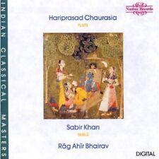 Hariprasad Chaurasia - Raga Ahir Bhairav [New CD]