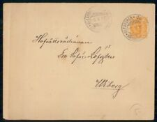 Mayfairstamps Finland 1899 Uleaborg B to Urburg Stationery Cover wwk60539