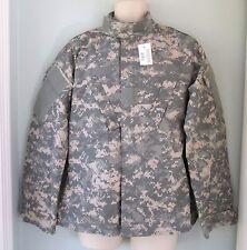 US Military Army MARINES Para Aramid Digi Camo Combat Field Jacket Mens Medium