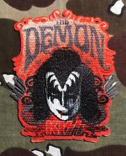 Kiss The Demon Woven Patch K025P Gene Simmons