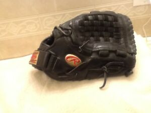 "Rawlings GGE125B 12.5"" Gold Labels Baseball Pitchers Glove Right Hand Throw"