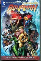 HC Aquaman Volume 2 Two Collected 2013 nm- 9.2 1st Hardcover 164 pgs New 52