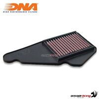Filtro aria DNA in cotone per Honda FMX650 2005>2008