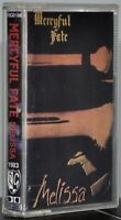 "Mercyful Fate ""Melissa"" Russian Cassette! Excellent condition!"