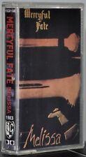 "Mercyful Fate ""Melissa"" Russian Cassette! Excellent condition!"