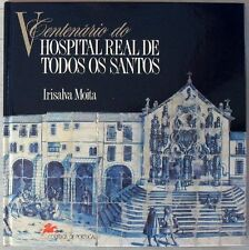 S1796) Portugal Hospital Real Todos Os Santos Special Book 1992 farbsonderdruck
