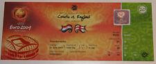 old TICKET EURO 2004 * Croatia - England in Lisboa