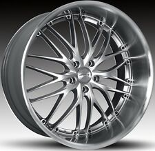 20 MRR WHEELS STAGGERED RIM BMW 525 528 530 540 645 650