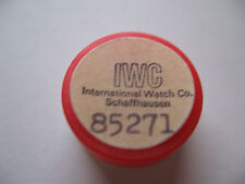 IWC 852,8521 INTERNATIONAL WATCH NEW BALANCE COMPLETE 85271