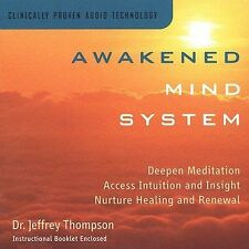 Awakened Mind System by Jeffrey D. Thompson (CD, Jun-2003, The Relaxation...