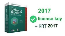 KASPERSKY INTERNET SECURITY 2017 1 PC / 1 YEAR ,FOR JUST 4.80$, BIG SALE!!!!