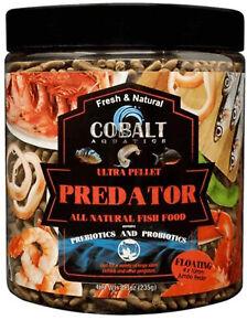 8.3oz Cobalt Predator Jumbo Pellets, FREE 12-Type Pellet Mix Included