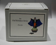 Midwest Dracula Porcelain Hinged Box with Bat Trinket Box Phb