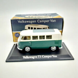 ATLAS 1:43 Volkswagen T1 Camper Van Diecast Metal Models Toys Limited Collection