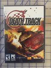 DEATH TRACK RESURRECTION RACING PC DVD - BRAND NEW & SEALED -