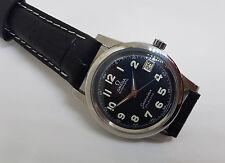 Usado Vintage años 60 OMEGA Seamaster Cuadrante negro Reloj De Hombre Automático CAL:503 fecha