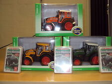 FENDT 312 VARIO 1/32 BRITAINS SCALE TRACTOR & FARM MACHINERY TOP TRUMPS CARDS