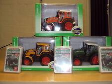 Fendt 312 Vario 1/32 Britains Escala tractores y maquinaria agrícola Top Trumps Tarjetas