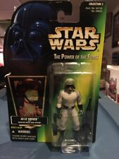 New MOC AT-ST Driver Star Wars POTF2 With Holo .00 Collection 3 Imperial Army