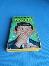 The Indigestible Mad 1968 First Printing Paperback