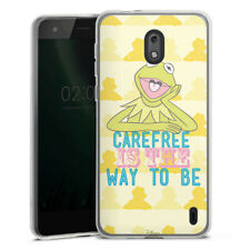 Nokia 2 Silikon Hülle Case - Muppets Carefree is the way to be