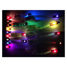 Retractable Glow LED USB Sync&Charger Cable Light-up USB Cable Glow For iPhone 7