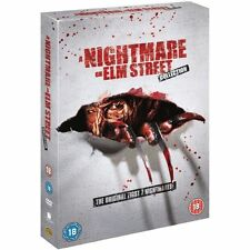 Nightmare On Elm Street 1-7 Dvd Box Set New